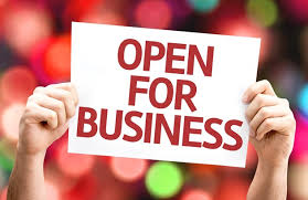 Caledon Open For Business
